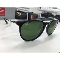 Oculos Solar Ray Ban Polarizado Rb 4171 Erika 601/2p Origina
