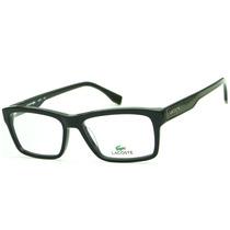Armação Para Óculos De Grau Lacoste L2721 Masculina Retrô