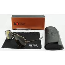 Óculos American Optical Piloto Ao52 (aviador) Militar!
