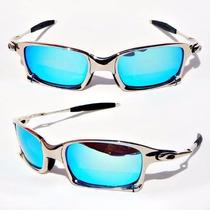 Oculos X Squared X - Metal Lentes Polarizadas Frete Grátis