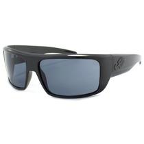Oculos De Sol Hb The Edge 2 Gloss Black Gray Lenses