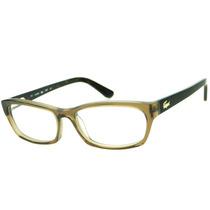 Armação Óculos De Grau Lacoste L2687 Feminina Original
