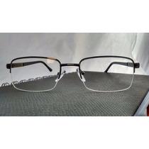 Armação Para Óculos De Grau Masculino + Frete Grátis