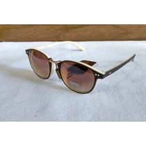Óculos De Sol Feminino Gatinha Semi Espelhado Uv 400