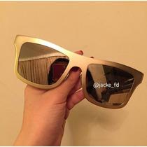 Óculos Dolce & Gabbana Dourado Edição Limitada Pronta Entreg