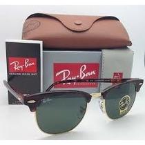 Oculos De Sol Ray Ban Clubmaster 3016 - Mega Oferta 50% Off