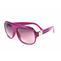 Oculos De Sol Lv Louiss Vuittoon Millionaire Purple