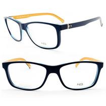 Armação Para Óculos De Grau Masculina Hb Polytech M 93104