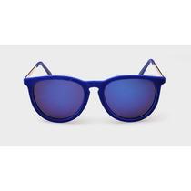 Óculos De Sol Feminino Erika Veludo Espelhado Importado