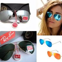 Óculos Rayban Aviador Original - Varios Modelos