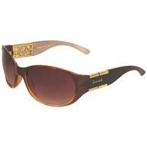 Óculos De Sol Grafika Feminino C/ Detalhe E Lente Polarizada