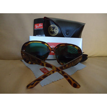 Ray Ban 4098 Jackie Ohh Tartaruga Lente Verde Cristal F Grts
