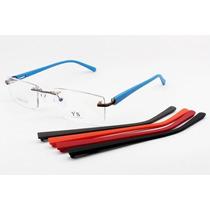 Armação Para Óculos De Grau Sem Aro Troca Hastes