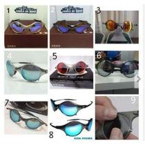 Oculos Oakley Juliet , Mars , Romeo 1 E 2 Etc Troca Lente..