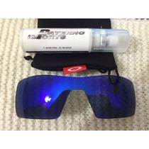 Lente Para Oakley Oil Rig Neon Blue - Menor Preço