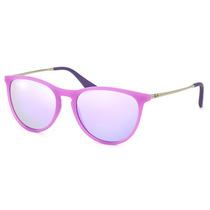 Óculos De Sol Ray Ban Érika Infantil Rj9060s 7008/4v - 50mm