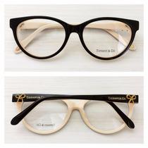 Armação Óculos De Grau Feminino Acetato Tf2099