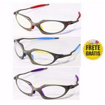 Oculos Oakley Romeo Juliet Xsquared 24klentes Clear Original