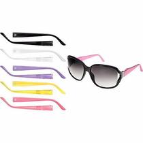 Óculos Solar Unissex Champion Trocahastes Acompanha 5 Hastes