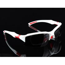 Óculos De Sol Esportivo Polarizado Eoc Ciclismo Uva Uvb Uvc