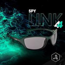 Óculos De Sol Spy Original - Link 44 Preto - Lente Espelhada
