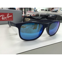 Oculos Solar Ray Ban Rb4202 Andy 6153/55 55 Made In Italy