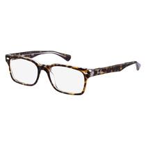 Óculos De Grau Rayban Tartaruga Retangular