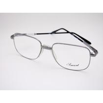 Armação Para Óculos Smart Quadrada Com Ponte Anatômica