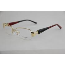 Armação Ana Hickmann 1190 Duo Fashion Óculos Para Grau