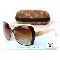 Oculos Lv Louuis V.uitton Classic Premium