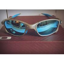Óculos Juliet Double X - Lente Ice Polarizada - X Metal Novo