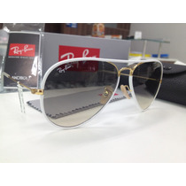 Oculos Solar Ray Ban Rb 3025 -j-m Aviator Full Color