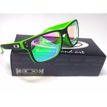 Oculos Holbrook Lente Clear Verde Emerald Aproveite