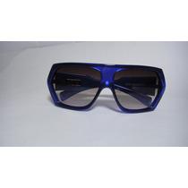 Oculos Evoke Original Amplidiamond Betoite Gold Brown Gradie