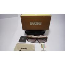 Oculos Evoke Original Amplifier Ice Cream Baunilha White