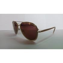 Óculos De Sol Via Lorran Modelo Vl 4010 C1