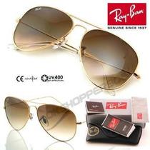 Ray Ban Aviador Original Ray-ban 3025 Rayban 3026 Aviador