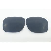 Lente Para Oculos Oakley Holbrook - Black