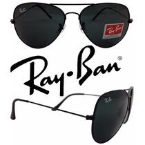 Ray-ban Aviador 3025 Cristal Pequeno 55mm - Frete Gratis