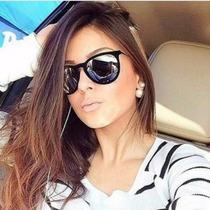 Óculos Feminino Ray Ban Veludo Erika Velvet Espelhado Rb4171