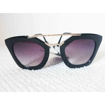 Óculos De Sol Preto - Original