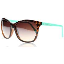 Óculos De Sol Tartaruga Da Guess Feminino Acetato E Haste