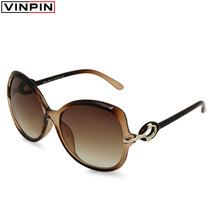 Óculos De Sol Feminino Importado Marrom Cobre Moderno Aimi