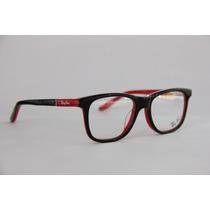 Armação Ray Ban Infantil Unissex Óculos Para Grau