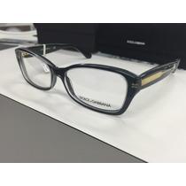 Oculos Receituario Doce Gabbana Dg 3176 2771 54 Made Italy