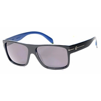 Óculos Hb Would Black On Blue Gray Lenses