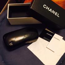 Estojo Chanel Com Case Flanela Certificado Completo