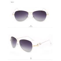 Oculos De Sol Feminino Polarizado De Alta Qualidade