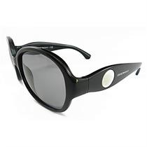 Óculos De Sol Emporio Armani Feminino Retrô Preto