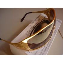 Oculos Dart Gold Lentes Degradee. Fotos Reais!